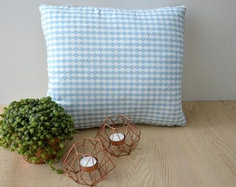 Cushion 40x40cm customizable, POP's blue