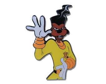 Powerline Enamel Pin - Flair- Soft Enamel - 90's - Goofy Movie - Lapel Pin - Gift