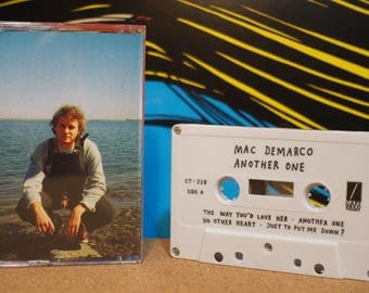 Another One by Mac Demarco Cassette Tape