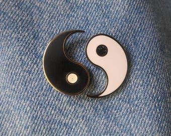 Yin Yang Friendship Pinset