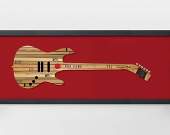 Guitar Art Print: The Twig