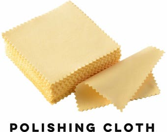 Jewelry Cleaning Polishing Cloth