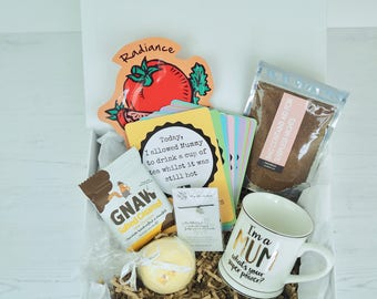 Awesome People Make Awesome Babies - New Mum Gift Box, Baby Shower