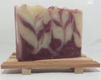 Cherry Bomb Handmade Soap
