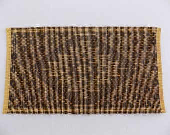 Beautiful Natural fiber rug,handwoven,jute, straw, wicker rug,room,decorrative carpet, wicker rug, mat.