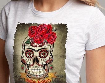 Day of The Dead / Frida Calavera