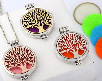 The tree of life necklace