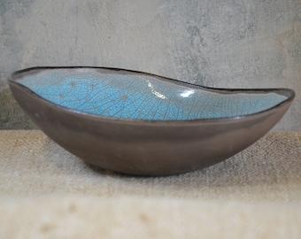 Ceramic Raku Bowl