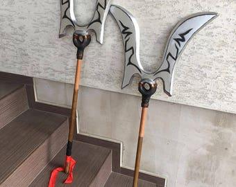 Akali League of Legends Weapons