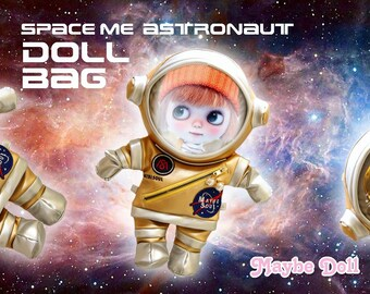 Space Me Doll Carry Bag for Neo Blythe