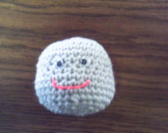 Pet Rock- Crochet (1 pc)