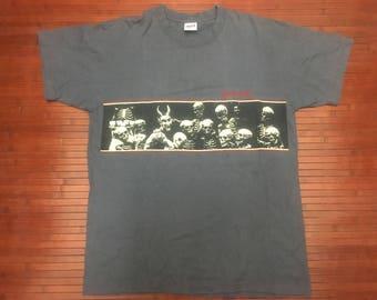 Rare Vintage Rolling Stones Voodoo Lounge Album T-shirts