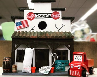 General Store Birdhouse