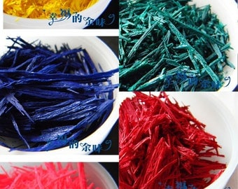 Handmade Candle DYE Colorant Raw Materials Plant Wax Pigment 5gX7 Colors