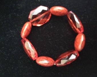 Candy Apple Red Bracelet