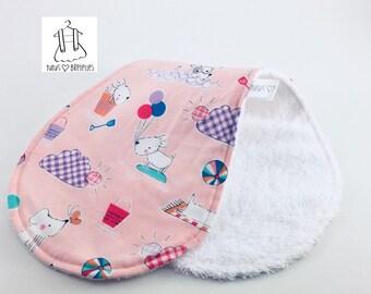 Shoulder towel - puppies