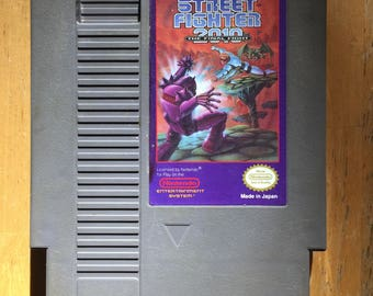 Street Fighter 2010 the Final Fight NES