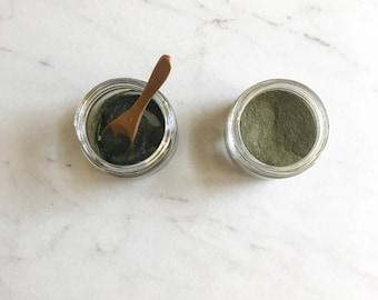 Seaweed Clay Facial Mask || Anti-Aging