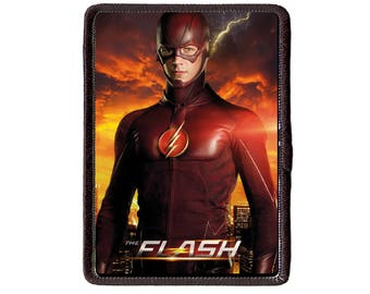 Flash Barry Allen Grant Gustin Sew On patch