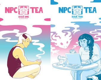 NPC Tea Issue 1 + 2 Bundle