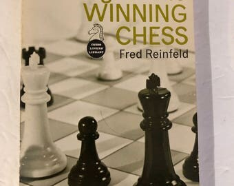 Beginners Guide to Winning Chess by Fred Reinfeld - 1980