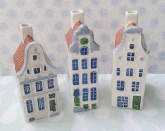 House, Royal Goedewaagen, Poly, Delft, Handmade, Made in Holland, cottage,