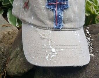 John 3:16 dad hat