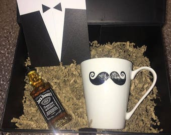 Will you be my Best Man gift box