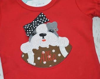 Bulldog Football Shirt- Portion of sales donated to Cure SMA