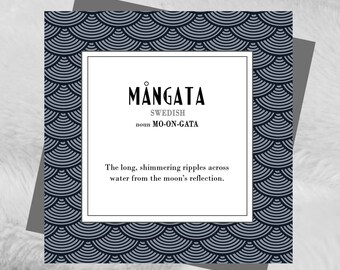 Sweden greeting card etsy mangata found in translation swedish birthday card greeting blank english bookmarktalkfo Choice Image