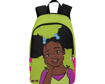 Summer Green Backpack