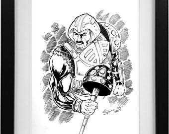 Man-At-Arms from He-Man MOTU