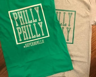 Philly Philly Super Bowl Lii Shirt