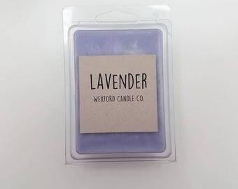 Lavender Scented Soy Wax Melt - Wax Tart - 100% Soy Wax - Wax Melts - Wax Tarts - Wax Melter
