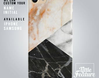 marble iphone 8 case, black marble i phone x case, white marble iphone 7 plus case, pattern phonecase Samsung Galaxy s8 case s7 case, iphone