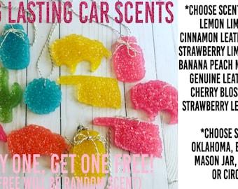 Aroma Bead Car Freshener