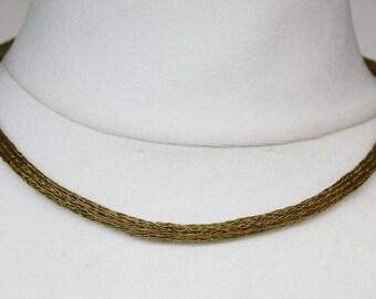 Fox-tail chain