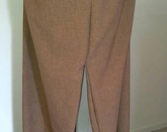 Medieval beige peasants for man size Medium Medieval pants beige Pants Larp for Men Size Medium