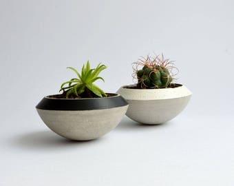 Concrete Planter, Colored Planter, Succulent Planter, Home Decor, Gift Idea, Gardening Pot, Housewares, Concrete Cactus Planter, Love, Nice