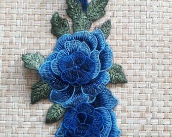 Embroider Aplique patch Sew.