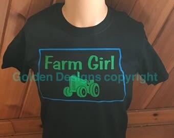 ND farm girl