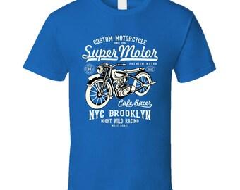 Super Motor Cycle T-shirt
