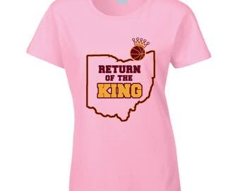 Return Of The King T Shirt