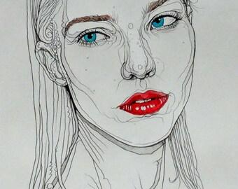 Blue Eye Sasha