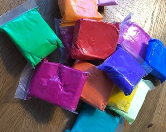 Clay for arts and crafts for slime - handmade by me! clay for slime