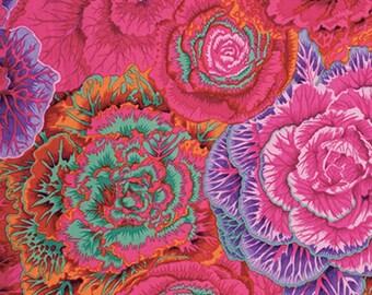 Free Spirit Fabrics - Classics - Brassica - Red by Philip Jacobs - 100% Cotton