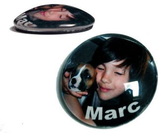 Magnet personalized with your favorite photo