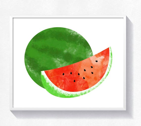 Universal image intended for watermelon printable