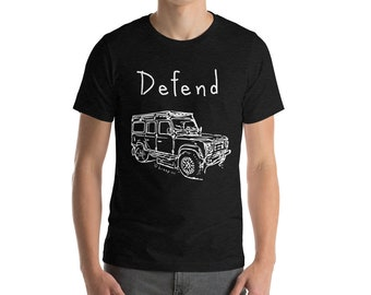 Defend Shirt