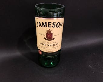 Jameson Candle Irish Whiskey Bottle Soy Candle. 750ML. Made To Order !!!!!!!